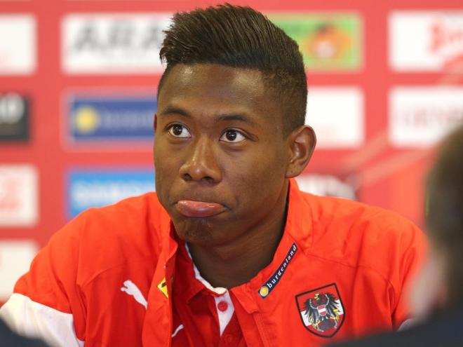 David Alaba Net Worth