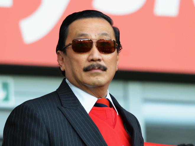 Vincent Tan Net Worth
