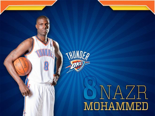 Nazr Mohammed Net Worth