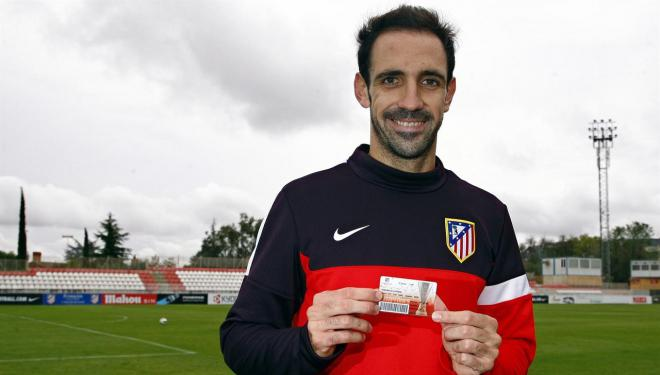 Juanfran Net Worth