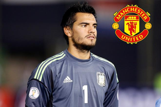 Sergio Romero Net Worth
