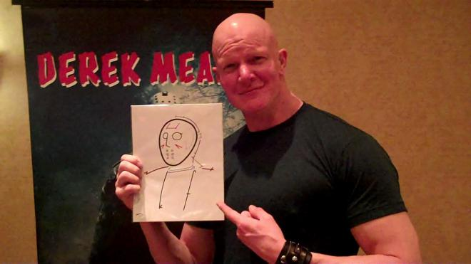 Derek Mears Net Worth