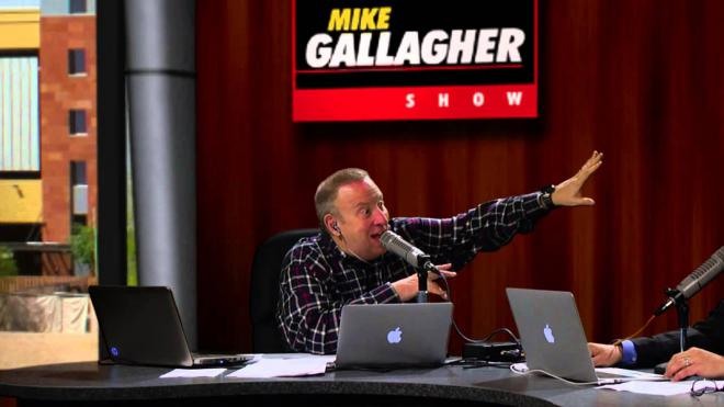 Mike Gallagher Net Worth