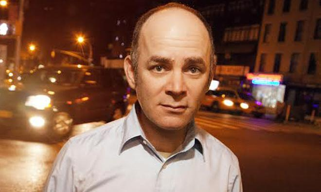 Todd Barry Net Worth
