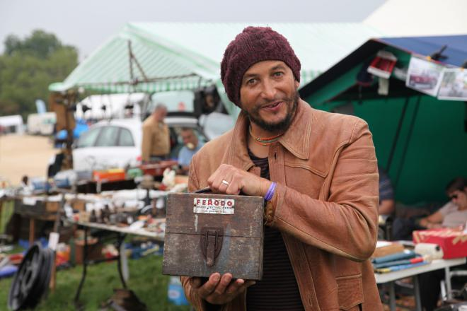 Fuzz Townshend Net Worth