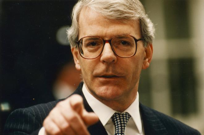 John Major Net Worth