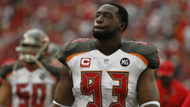 Gerald McCoy Net Worth