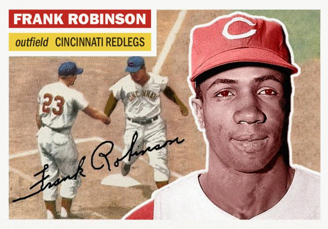 Frank Robinson Net Worth