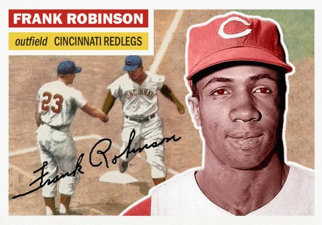 Frank Robinson Net Worth