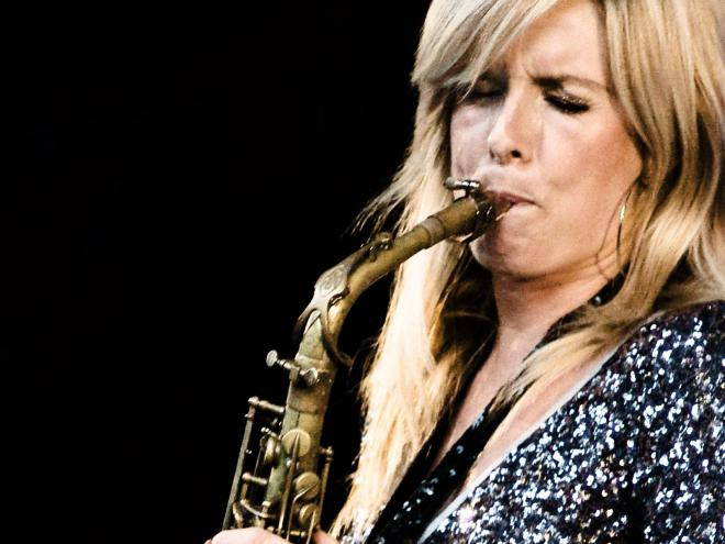 Candy Dulfer Net Worth