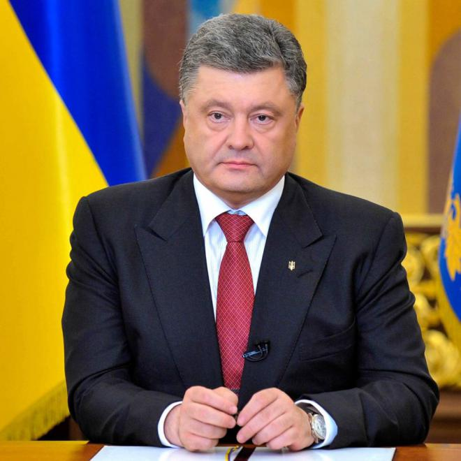 Petro Poroshenko Net Worth