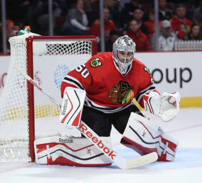 Corey Crawford Net Worth