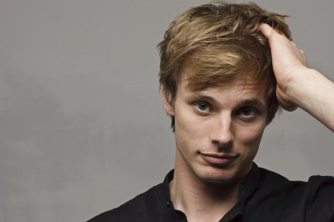 Bradley James Net Worth