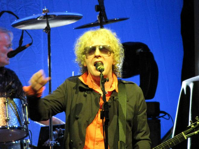 Ian Hunter Net Worth