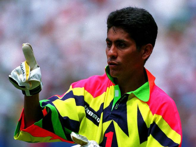 Jorge Campos Net Worth