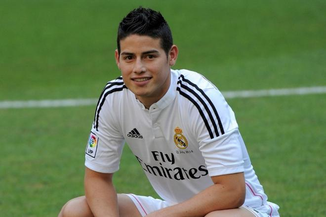 James Rodríguez Net Worth
