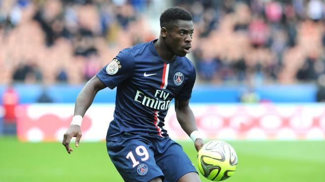 Serge Aurier Net Worth