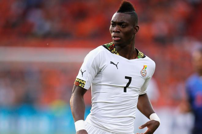 Christian Atsu Net Worth