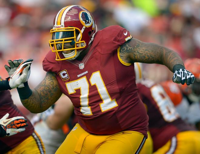 Trent Williams Net Worth