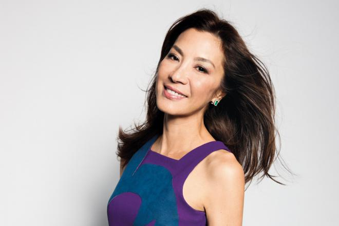 Michelle Yeoh Net Worth