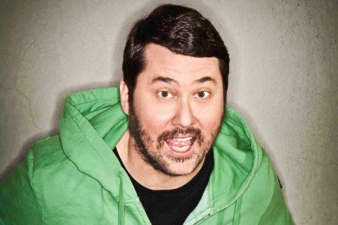 Doug Benson Net Worth