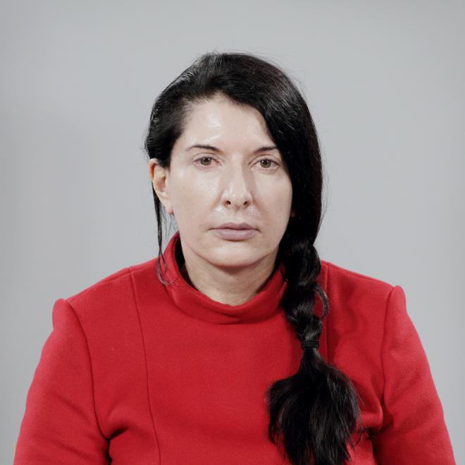 Marina Abramović Net Worth