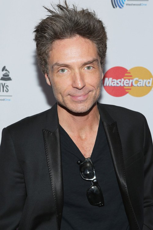 biography of richard marx Richard marx lost a high-profile gig when nbc canceled the  your boys but you  sing lead and leave them in as background singers,'  marx,.
