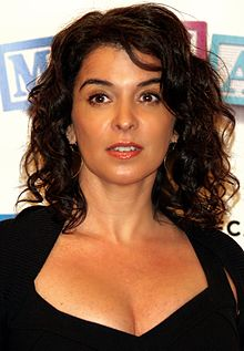 Annabella Sciorra at the 2008 Tribeca Film Festival.JPG