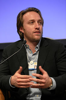 Chad Hurley - World Economic Forum Annual Meeting Davos 2009.jpg