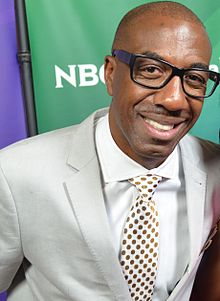JB Smoove in April 2014 at NBC Universal Summer Press Day