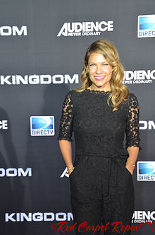 Kiele Sanchez - Kingdom Premiere Oct 2014.jpg