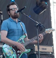 Rivers Cuomo Performing in 2015 - Photo by Peter Dzubay.jpg